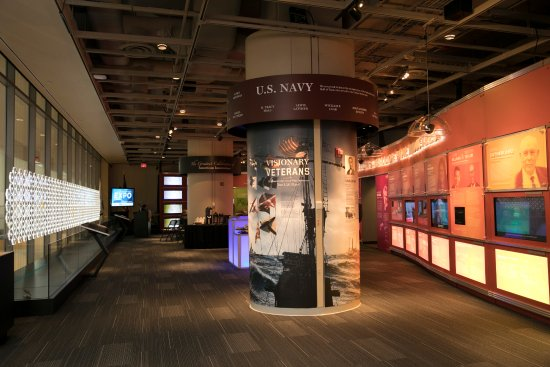 National Inventors Hall of Fame: Visionary Veterans Exhibit