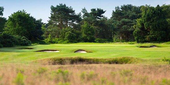 Thorpeness, UK: par 4 12th hole