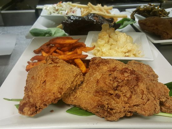 Felix's BBQ With Soul: Best fried chicken in San Diego county