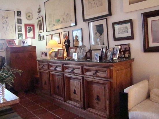 Casa Jose Saramago : une pièce
