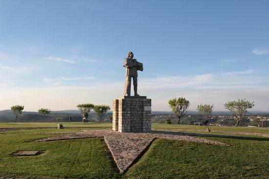 Ourem, Πορτογαλία: Estátua