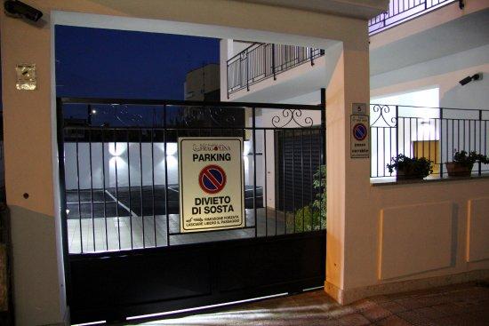 Furci Siculo, Italy: Parcheggio