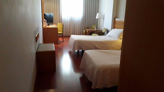 Tryp Malaga Alameda Hotel: The standard room