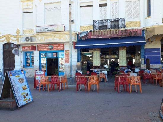 Nahda Fish Restaurant, Tânger