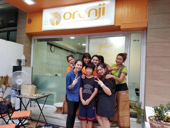 Orenji Organic Massage