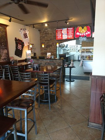 Flowery Branch, GA: Interior of Marcos