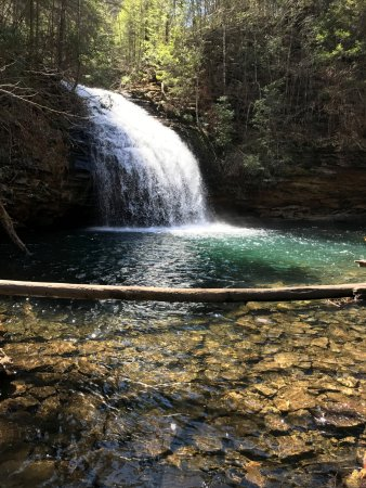 Spring City, TN: The Waterfall