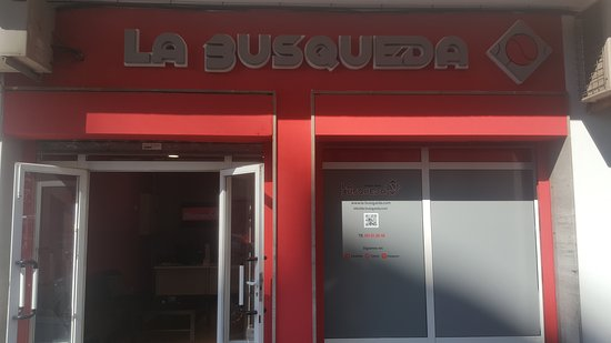 La Busqueda Sevilla