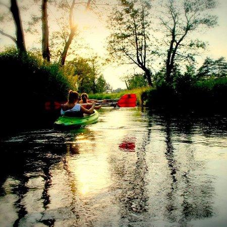 Canoeing ESKULAPA