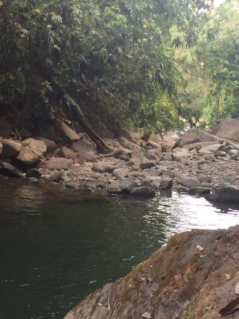 Uvita, Costa Rica: clean refreshing pools