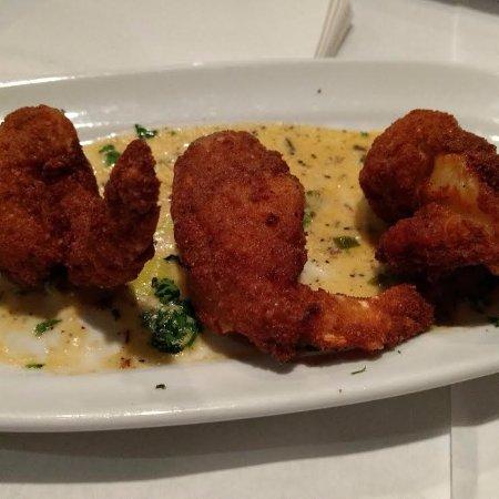 Jefferson, Louisiane : crab stuffed shrimp