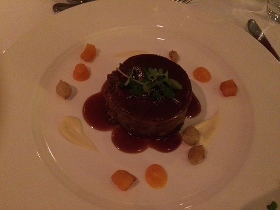 Tullow, Irland: Delicious beef dish