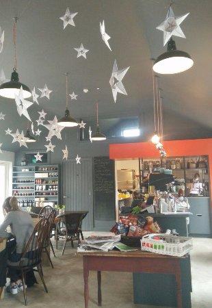 Birr, Irlandia: Shop view