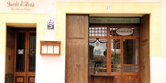 Restaurante Jardi