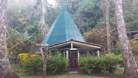 Golfito, Costa Rica: Rancho dorm!