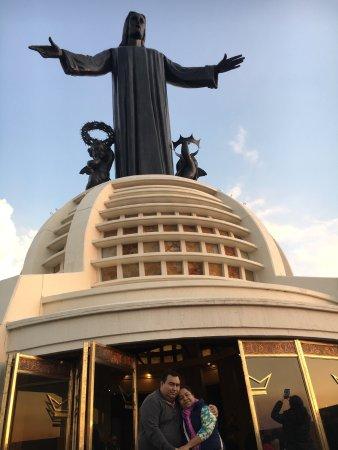 Santuario de Cristo Rey: En las alturas🌬☁️⛰