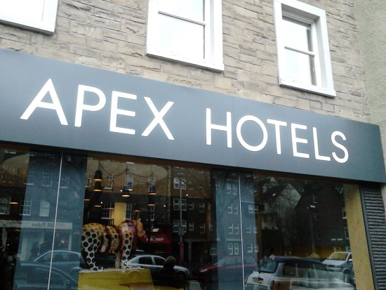 Apex City of Edinburgh Hotel Foto