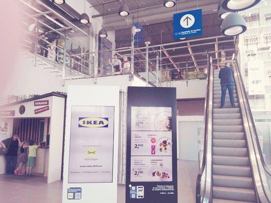Ikea palma de majorque restaurant avis num ro de for Ikea location emplacement