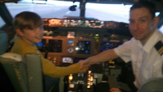 Rossendale, UK: Landed safely!
