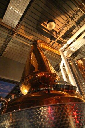 Waconia, MN: Whiskey and Brandy Still