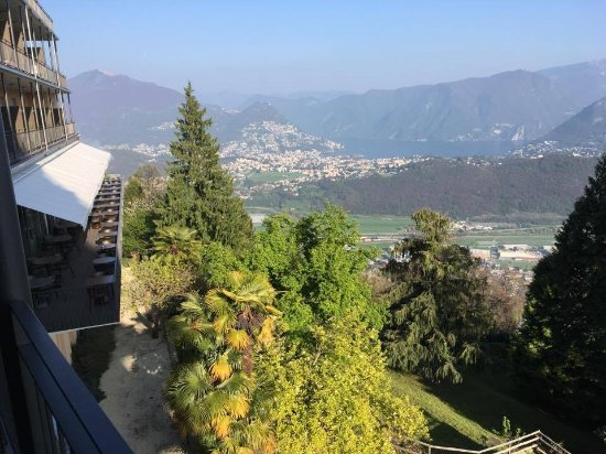 Cademario, Suisse : View from Spa window