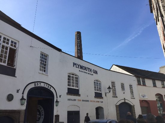 Plymouth Gin Distillery: photo0.jpg