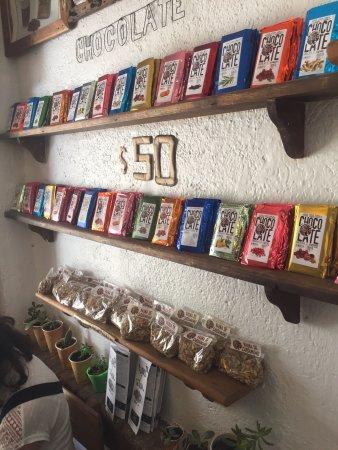 Oaxacan coffee: Muuuuy bueno