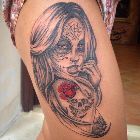 Tattoo überstechen