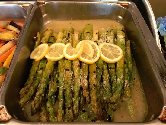 Vista's Land and Sea: Asparagus