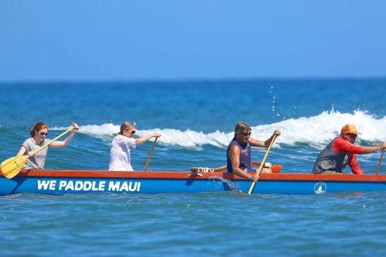We Paddle Maui