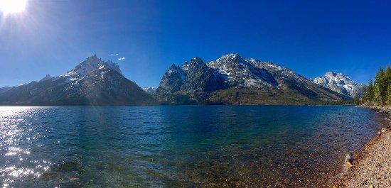 Afternoon at Jenny Lake
