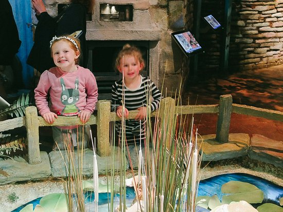 Bowness-on-Windermere, UK: Beatrix Potter Attraction