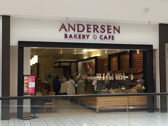 Concord, CA: A great bakery and healthy eating restaurant in sun valley mall