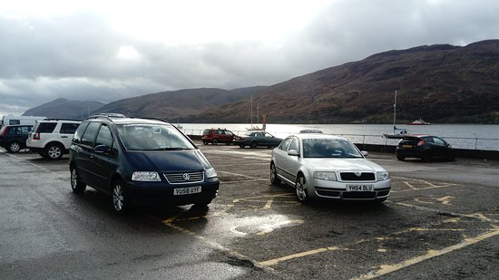 Fort William, UK: A & A Taxis