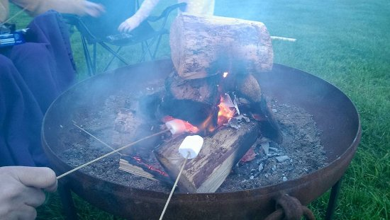 Monknash, UK: Firepits to hire