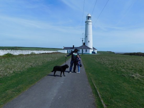 Monknash, UK: Nash Point Lighthouse