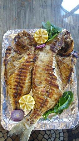 Yomra, Turkey: Balıkçım Restaurant