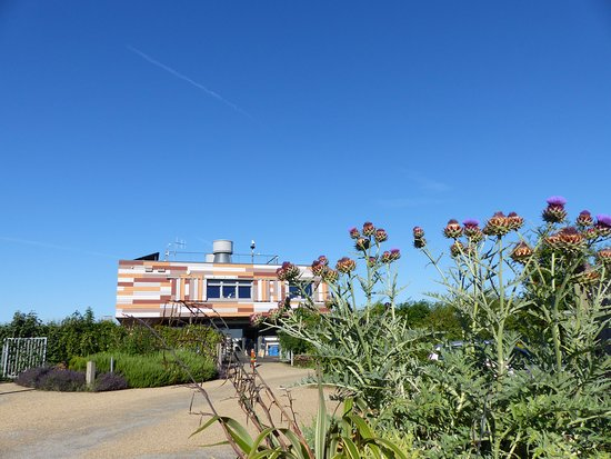 Purfleet, UK: Visitor Centre at Rainham Marshes