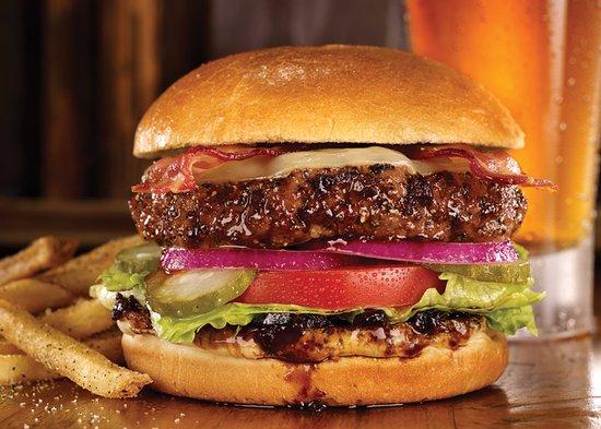 Garner, North Carolina: Jack Daniels Burger