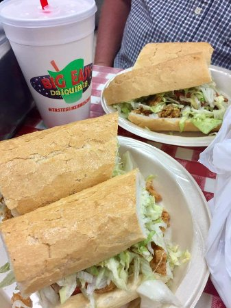 Photo of American Restaurant Johnny's Po-Boys at 511 Saint Louis St, New Orleans, LA 70130, United States