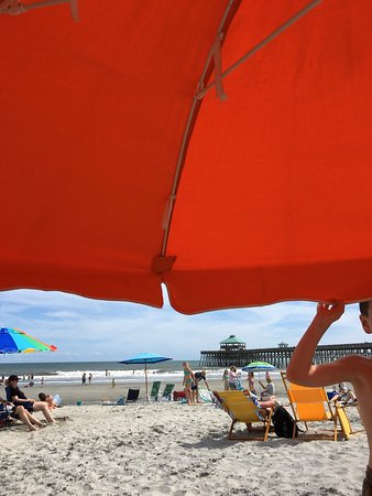 Beach Chair Rentals Folly Beach Sc