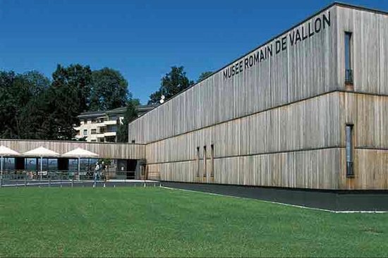 Musée Romain de Vallon
