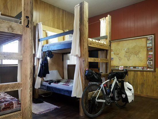Mitchell, OR: Spoke'n Hostel