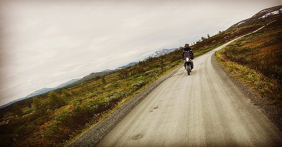 Norsebound • Norwegian Motorcycle Ventures