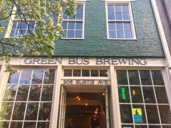 ‪Green Bus Brewing‬