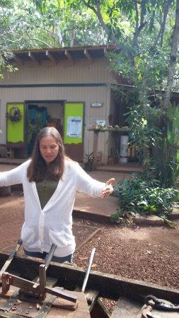 Hoolehua, Hawái: Owner Kammy
