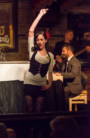 Seville Quarter: Rosie O'Grady's Duelling Piano Show is Pensacola's finest Entertainment show