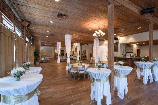 Seville Quarter: First-class banquet and event venue.