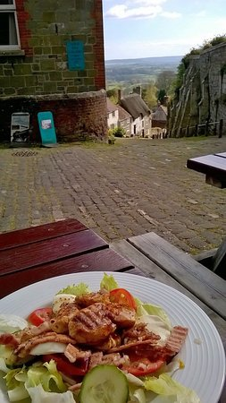 Shaftesbury, UK: photo1.jpg