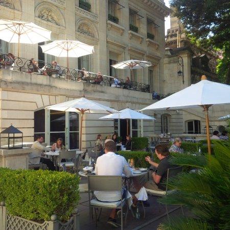 Duhau Restaurante & Vinoteca: Terrace Park Hyatt